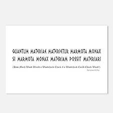 Quantum Materiae Postcards (Package of 8)