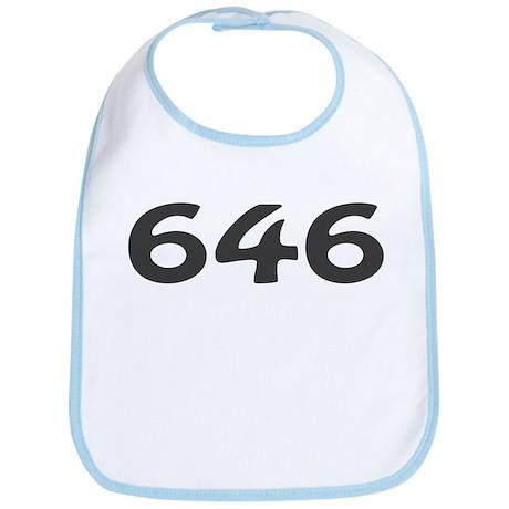 646 Area Code Bib