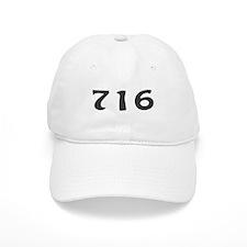 716 Area Code Baseball Cap