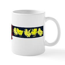Ribbon Chick Line Mug