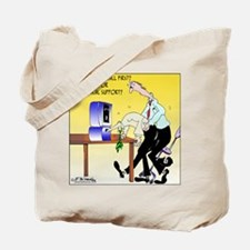 Call 911 or Technical Support? Tote Bag