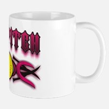 Fastpitch Tribal Pink Mug