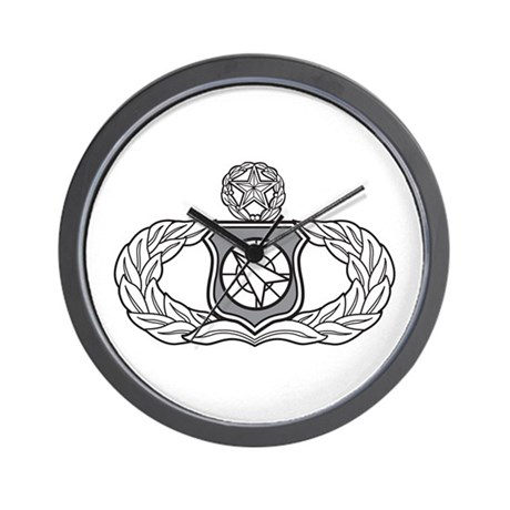 Weapons Director Wall Clock