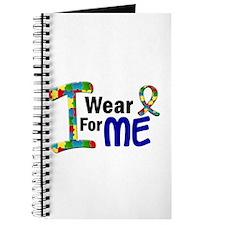 I Wear Puzzle Ribbon 21 (ME) Journal