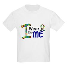 I Wear Puzzle Ribbon 21 (ME) T-Shirt