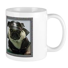 Harley Pugs Coffee Mug