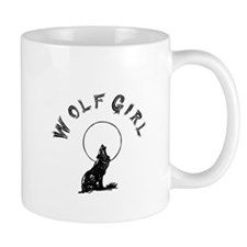 Twilight ~ Wolf Girl Mug