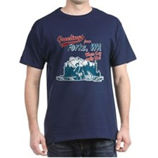 Twilight Greetings from Forks T-Shirt