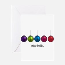Cool Dirty christmas Greeting Card