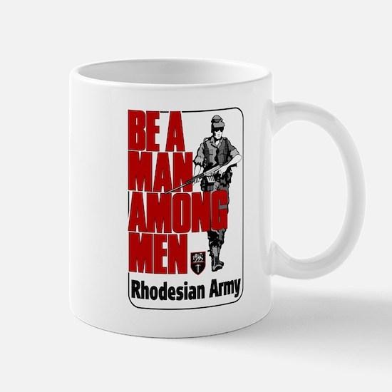 Rhodesian Army Poster Mug