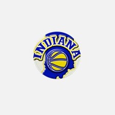 Indiana Basketball Mini Button (10 pack)