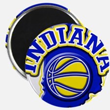 Indiana Basketball Magnet