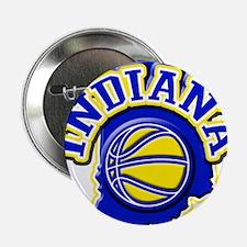 "Indiana Basketball 2.25"" Button"