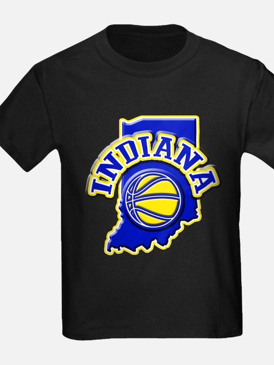 Indiana map t shirts shirts tees custom indiana map for Custom t shirts fort wayne