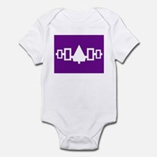 Iroquois Infant Bodysuit