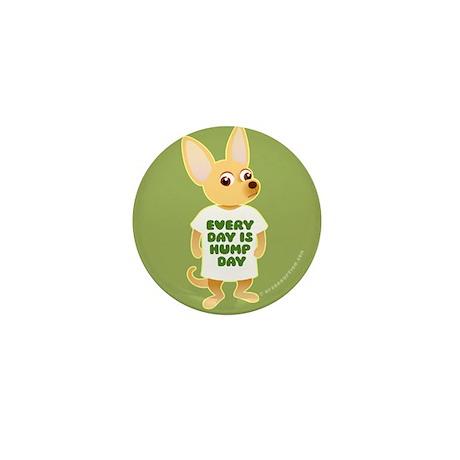 HUMP DAY Chihuahua Mini Button (10 pack)