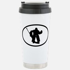 Hockey Travel Mug