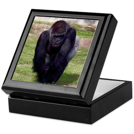 Gorilla Keepsake Box