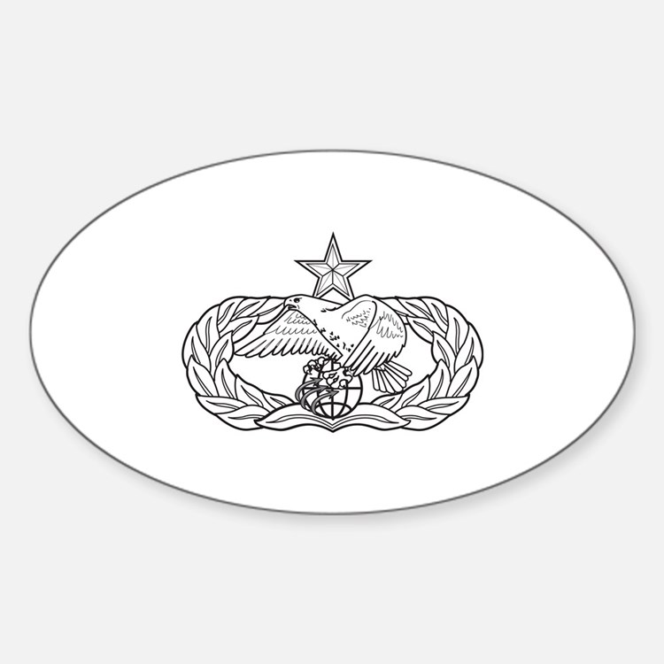 Transportation Oval Decal