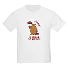 Shopping?! T-Shirt