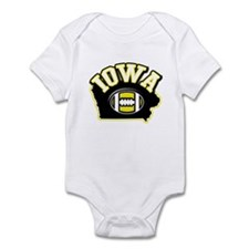 Iowa Football Infant Bodysuit