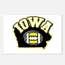 Iowa Football Postcards (Package of 8)