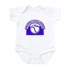 Manhattan Baseball Infant Bodysuit