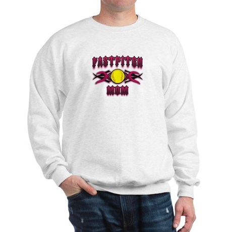 Fastpitch Tribal Pink Sweatshirt