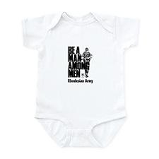 Rhodesian Army Infant Bodysuit