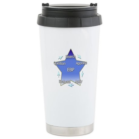 Evidence Based Practice Stainless Steel Travel Mug