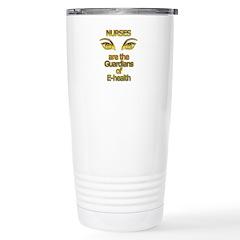E-health Travel Mug