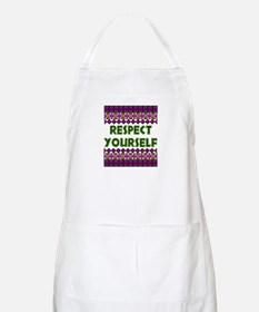 Respect Yourself BBQ Apron