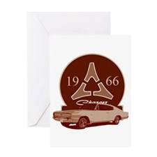 66 Charger Greeting Card