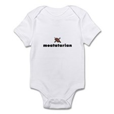 meatatarian Infant Bodysuit