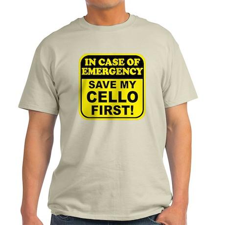 Save My Cello Light T-Shirt