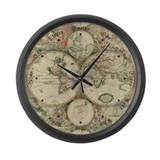 Africa Wall Clocks