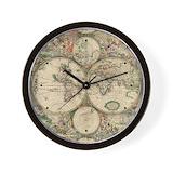 Africa Wall Clocks