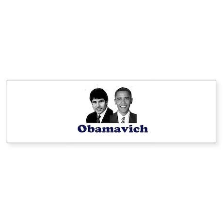 Obamavich Bumper Sticker