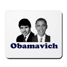 Obamavich Mousepad
