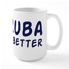 Yoruba do it better Mug