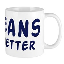 Koreans do it better Mug
