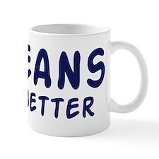 Koreans do it better Small Mug