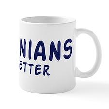 Jordanians do it better Mug
