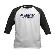 Javanese do it better Tee