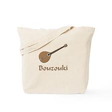 Bouzouki Tote Bag