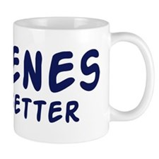 Slovenes do it better Mug