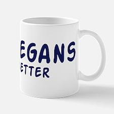 San Diegans do it better Mug