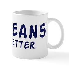 Eritreans do it better Small Mug