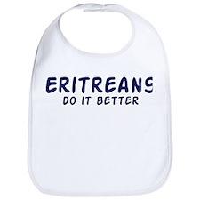 Eritreans do it better Bib