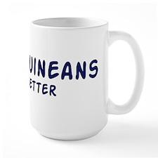 Equatoguineans do it better Mug
